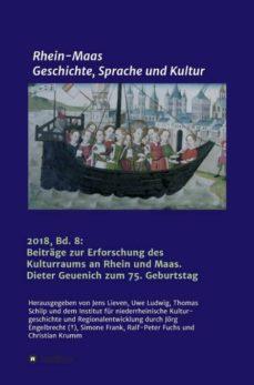 rheinmaas geschichte sprache und kultur-9783743983076
