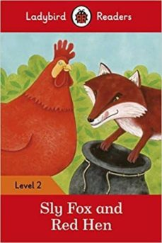 sly fox and red hen - ladybird readers level 2-9780241254431