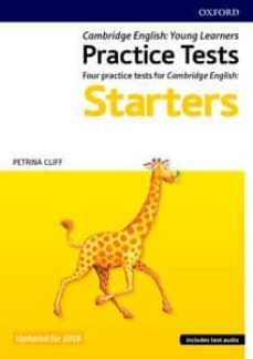starters practice tests student book + cd pk ed 2018-9780194042581