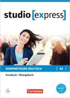 studio express a2. libro de curso y ejercicios-hermann funk-christina kuhn-9783065499729