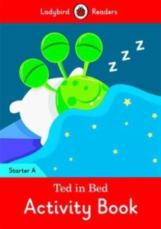 ted in bed activity book - ladybird readers starter level a-9780241283325