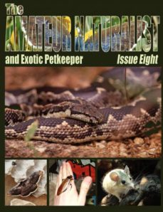 the amateur naturalist (and exotic petkeeper) #8-9781905723584