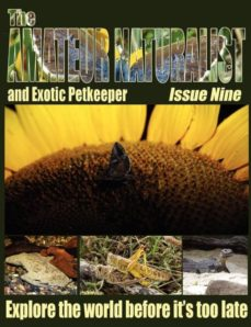 the amateur naturalist (and exotic petkeeper) #9-9781905723638