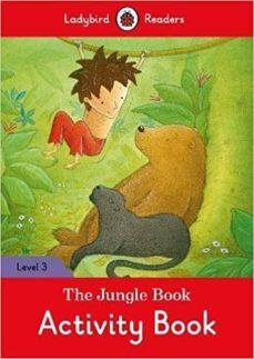 the jungle book activity book - ladybird readers level 3-9780241253885