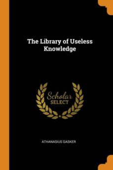 the library of useless knowledge-9780341661702