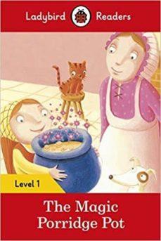 the magic porridge pot - ladybird readers level 1-9780241254066