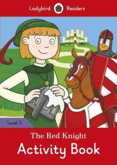 the red knight activity book - ladybird readers level 3-9780241253892