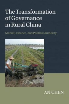 the transformation of governance in rural china-9781107442078