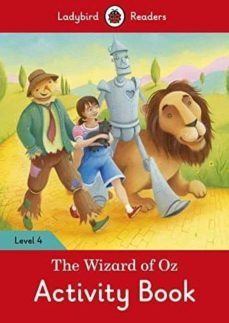 the wizard of oz activity book - ladybird readers level 4-9780241253755