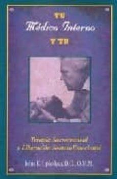 tu medico interno y tu: terapia sacro-craneal y liberacion somato -emocional-john e. upledger-9788488769725