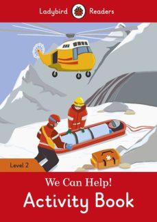 we can help! activity book - ladybird readers level 2-9780241283745