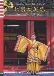 welcome to beijing (chinese) hsk 1-9788853624567
