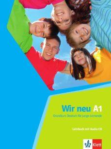 wir neu a1 alumno+cd-9783126759007