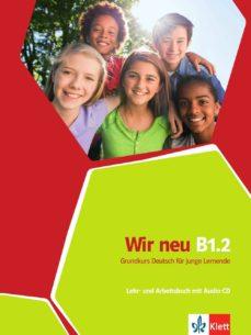 wir neu b12 ejercicios+cd-9783126758925