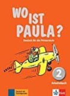 wo ist paula? 2 ejercicios-9783126052832