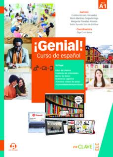 ¡genial! a1 - curso de español-9788416108770