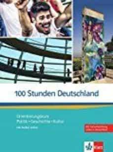 100 stunden deutschland-9783126752299