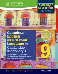 complete english as a second language for cambridge secondary 1 student book 9 & cd-9780198378143