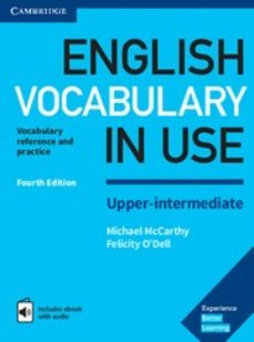 english vocabulary in use (4th edition) upper intermediate book with answers & enhanced ebook-9781316631744