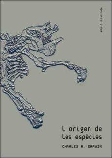 l origen de les especies-charles darwin-9788437075297