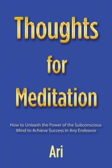thoughts for meditation-9781546230991