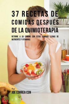37 recetas de comidas despu�s de la quimioterapia-9781635312348