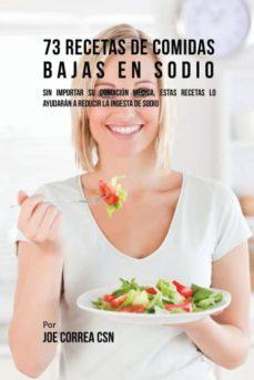 73 recetas de comidas bajas en sodio-9781635312232