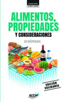 alimentos, propiedades y consideraciones-9788416549078