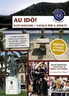 au idò!. català per a adults. c1. illes balears-9788448943653