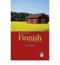 beginner s finnish with 2 cds (nueva edicion)-agi risko-9780781812283