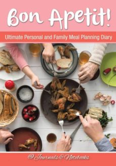 bon apetit ultimate personal and family meal planning diary-9781683265573