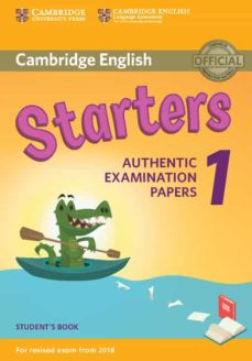 cambridge english young learners english tests (2018 exam) starters 1 student s book-9781316635896