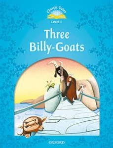 classic tales: level 1: three billy goats-9780194013963