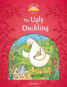 classic tales second edition: level 2: the ugly duckling audio pack-9780194014120