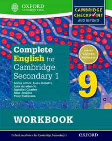 complete english for cambridge secondary 1: student workbook 9: for cambridge checkpoint and beyond-9780198364702
