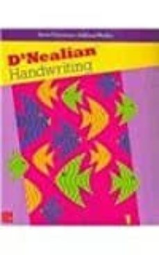 d nealian gr 1 student edition-9780673592149