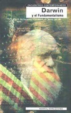 darwin y el fundamentalismo-merryl wyn davies-9788497840392