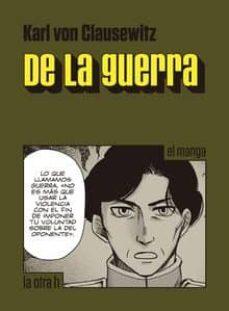 de la guerra (el manga)-karl von clausewitz-9788416763290