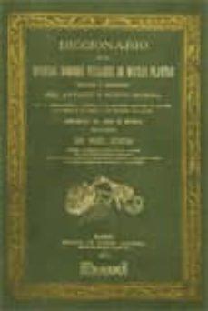 diccionario de los diversos nombres vulgares de muchas plantas us uales o notables del antiguo y nuevo  mundo, con la correspondencia cientifica y la indicacion abreviada de los usos e igualmente de la-miguel colmeiro-9788498621150