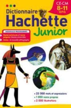 dictionnaire hachette junior ce-cm-9782012710641