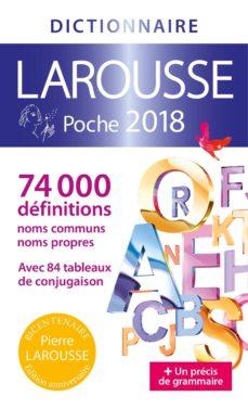 dictionnaire larousse poche 2018-9782035936202
