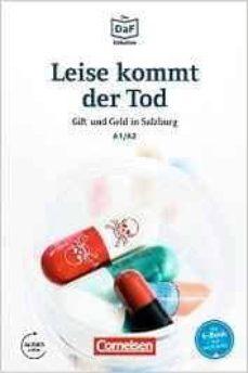 die daf-bibliothek a1-a2 - leise kommt der tod: gift und geld in salzburg. lektüre. mit mp3-audios als download-9783061207397