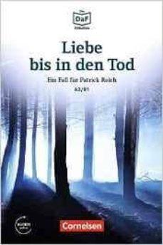 die daf-bibliothek a2-b1 - liebe bis in den tod: ein toter im wald. lektüre. mit mp3-audios als download-9783061207564