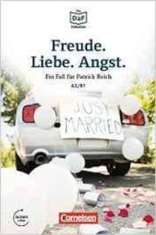 die daf-bibliothek a2/b1 - freude. liebe. angst: dramatisches im schwarzwald. lektüre. mit mp3-audios als download-9783061207441