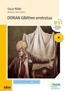 dorian grayren erretratua (b1 + cd)-oscar wilde-iñaki (ed) mendiguren-9788490275795