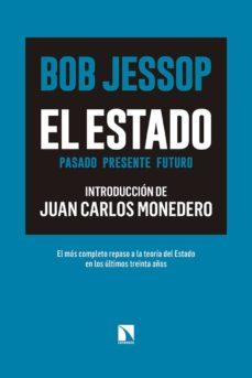 el estado: pasado, presente, futuro-bob jessop-9788490972892