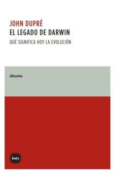 el legado de darwin-john dupre-9788496859104