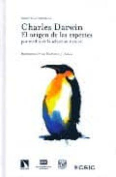 el origen de las especies por medio de la seleccion natural-charles darwin-9788400088286