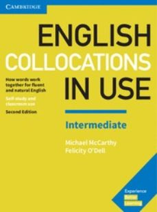 english collocations in use (2nd edition) intermediate book with answers-9781316629758
