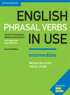 english phrasal verbs in use (2nd edition) intermediate book with answers-9781316628157